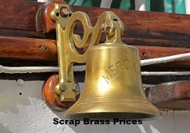Scrap Brass Prices UK